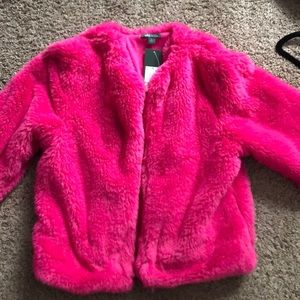 Wild Fable hot pick fur jacket